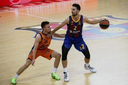 Un Valencia Basket mermado pero en forma para sorprender al Barça