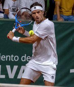 Alejandro Davidovich vence a Feliciano López en la final