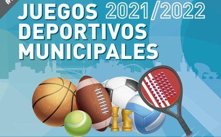 El IMD abre la inscripción para los Juegos Deportivos Municipales