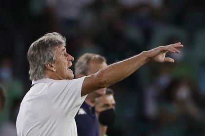 """Pellegrini dice que internacionales tienen """"pocas probabilidades de jugar"""""""