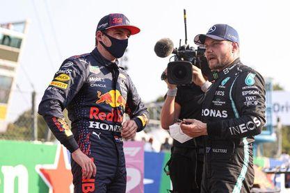 """Verstappen: """"Sabemos que aquí somos más lentos que los Mercedes"""""""