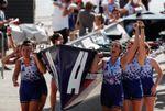 Arraun Lagunak se lleva una emocionante Bandera de La Concha