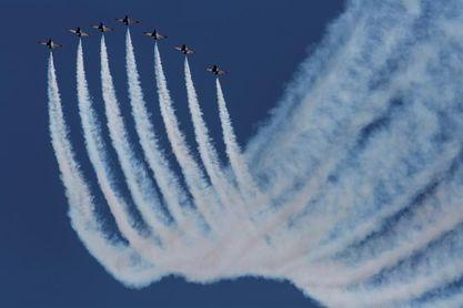 El Festival ?Air Show? de Torre del Mar resurge de sus cenizas en 2021