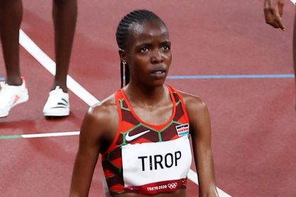 La keniana Agnes Jebet Tirop, nuevo récord mundial de 10 km en ruta
