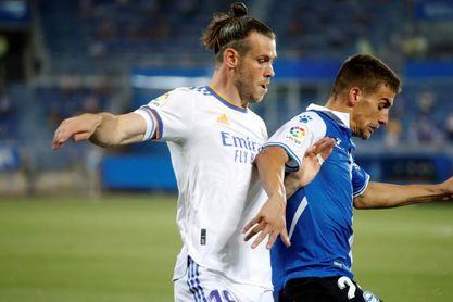 Bale tiene dañado el isquiotibial derecho; nuevo golpe para Marcelo