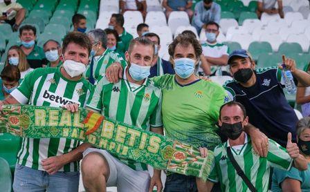 El Real Betis modifica la asignación de entradas para LaLiga