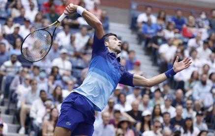 Medvedev derrota a Djokovic y gana el US Open, su primer Grand Slam