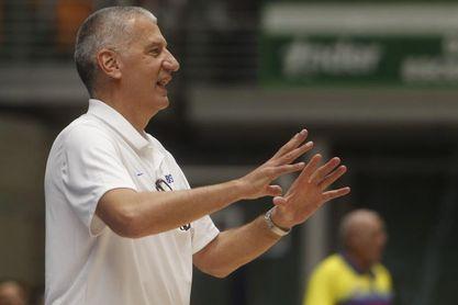 Petrovic deja el comando de la selección brasileña de baloncesto