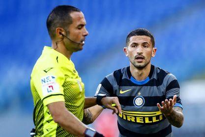 Sensi, baja para el Inter-Real Madrid; Bastoni, en duda