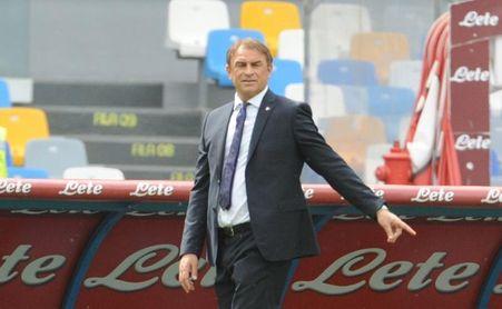 El Cagliari destituye al técnico Leonardo Semplici