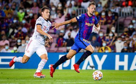 FC Barcelona 0-3 Bayern Munich: Muy inferior a su rival