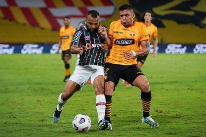 Barcelona recupera a Pineida, Piñatares y Preciado para el choque con Flamengo
