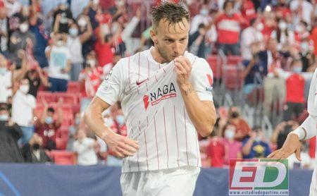 Un Sevilla FC centenario gracias al gol de Rakitic