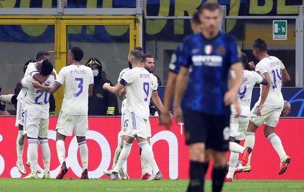 El Real Madrid salva el honor español; el PSG estrena tridente sin éxito