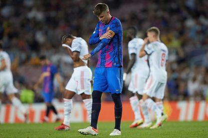 La resignación del Barcelona como el peor síntoma