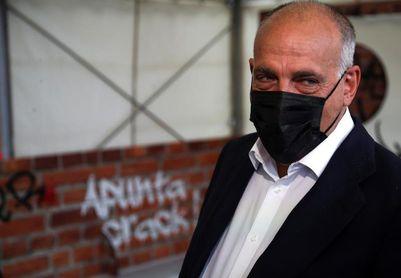 """Tebas: """"El PSG hace trampas en el control económico"""""""