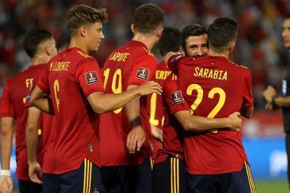 España baja al octavo puesto