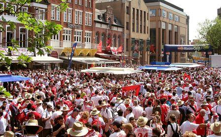 Eindhoven vuelve a captar la atención del Sevilla