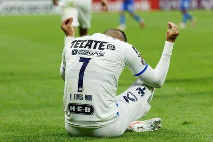 1-4. El Monterrey golea al Cruz Azul y pasa a la final de la Liga de campeones de la Concacaf