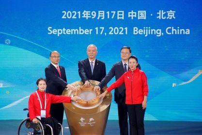 """""""Juntos por un futuro compartido"""" será el lema de los Juegos de Pekín 2022"""