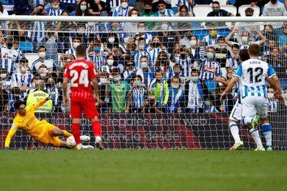 0-0. Real y Sevilla se respetan demasiado