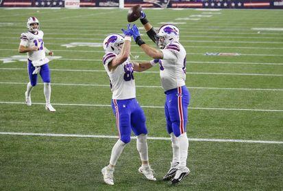 0-35. Los Bills destrozan a los Dolphins en segunda semana de la NFL