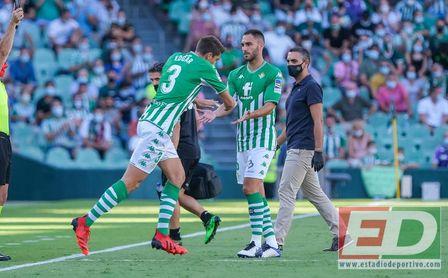 La lesión de Víctor Ruiz: Edgar, único central disponible contra Osasuna