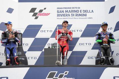 Bagnaia, Fernández y Foggia recortan distancias