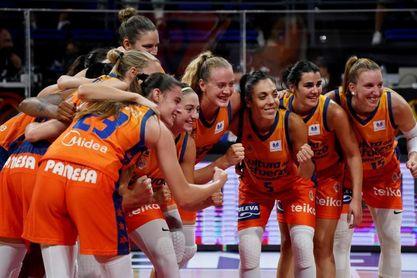 Burgos (Valencia Basket): ?Hemos controlado sus puntos fuertes?