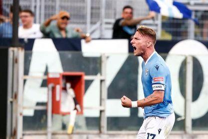 Cataldi evita una nueva derrota del Lazio