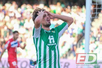 El Betis es el equipo de LaLiga que más remata, pero también el que más ocasiones claras falla.
