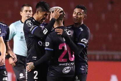 Independiente se acerca a la final, Emelec se aleja del título directo del fútbol en Ecuador
