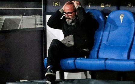Tres victorias del Cádiz ante el Barcelona en el antiguo Carranza