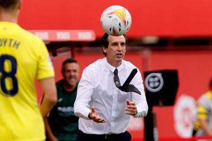 El Villarreal prepara el partido ante el Elche pendiente de Gerard Moreno