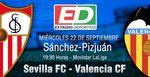 Sevilla FC-Valencia CF: Una cita propicia para disipar las dudas (previa y posibles onces).