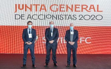 Las cuentas del Sevilla FC en la próxima junta: unos 41 millones de pérdidas, el covid y los sueldos del consejo.