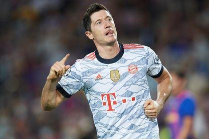 """Lewandowski: """"Compito conmigo mismo, no con Messi y Cristiano"""""""