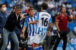 Alguacil: Aunque no jueguen Isak y Silva, salimos a ganar todos los partidos
