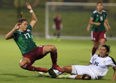 2-0. México vence a Colombia en amistoso y rompe racha de partidos sin ganar