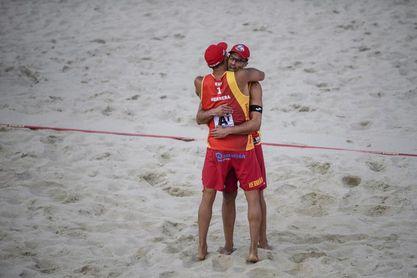 Herrera y Gavira seguirán juntos otro ciclo olímpico más