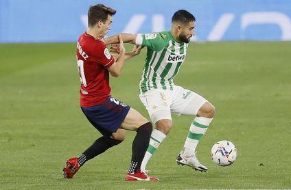 Pulso de ambición entre Osasuna y Betis