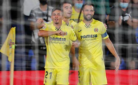 4-1: El Villarreal recupera el gol y la sonrisa ante el Elche