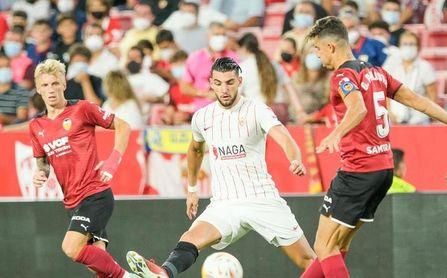"""Wass: """"Sevilla es un campo difícil, pero... eso no puede ser"""""""