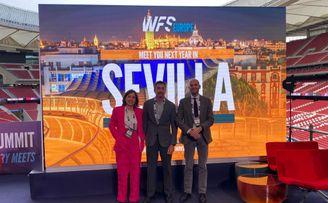 El prestigioso World Football Summit se celebrará en Sevilla a partir de 2022