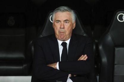 """Ancelotti: """"Benzema es como el vino; cuanto más viejo, mejor"""""""