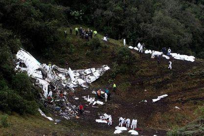 Detienen en Brasil a una boliviana investigada por el accidente del Chapecoense