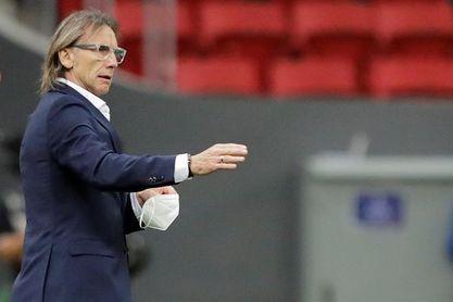 Gareca llama a 30 jugadores de Perú para medirse a Chile, Bolivia y Argentina