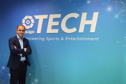 """Leal: """"Veo a LaLiga Tech liderando la transformación digital del deporte"""""""