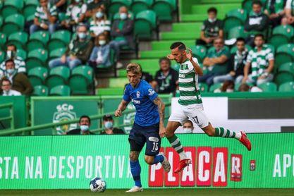 Pedro Porro vuelve a dar la victoria al Sporting