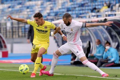 El Villarreal, prueba de nivel para el liderato del Real Madrid
